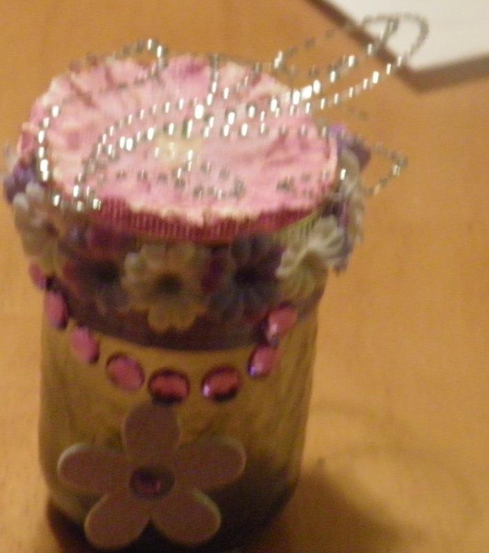 Girl Jar