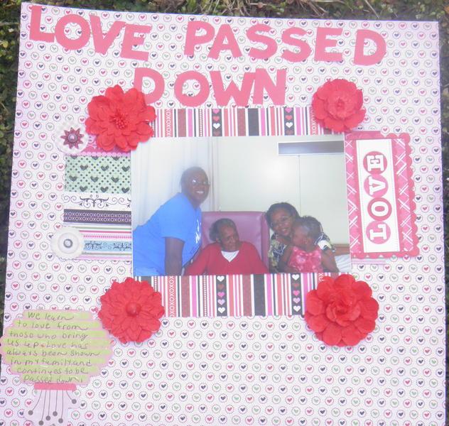 Love Passed Down
