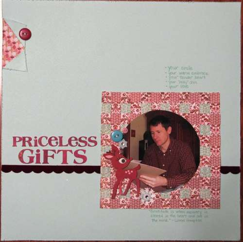 Pricless Gifts