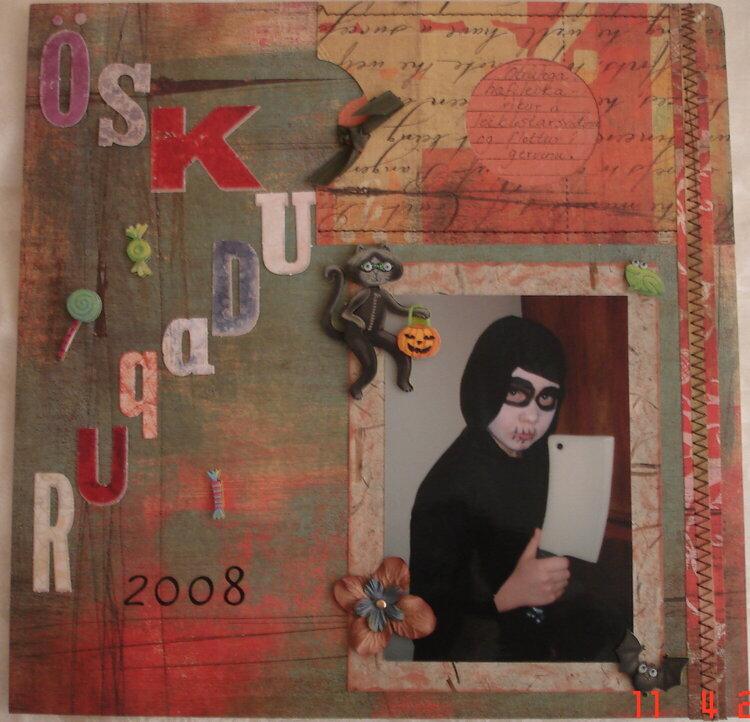 Öskudagur 2008