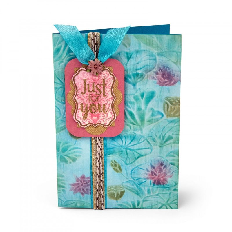 Just for You Lily Pond Card