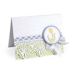 Ornate Tulip Card