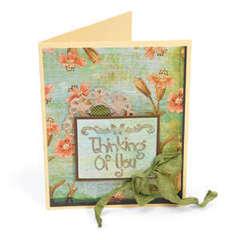 Thining of You Card by Deena Ziegler