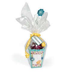 Welcome Gift Basket by Deena Ziegler