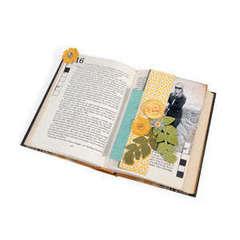 Flowering Bookmark by Debi Adams