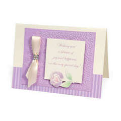 Wishing You Joy & Happiness Card by Beth Reames