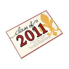 Graduation Invitation #2 by Deena Ziegler