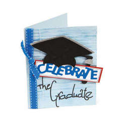 Celebrate the Graduate Card by Deena Ziegler