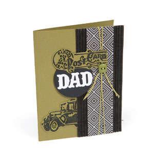 Dad Card #2 by Debi Adams