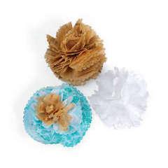 Flower Ornaments by Deena Ziegler
