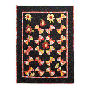 Spring Has Returned Quilt by Cheryl Adam, Guest Quilter