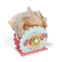 Thinking of You Flower Gift Box by Deena Ziegler