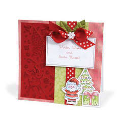 Winter Wishes & Santa Kisses by Debi Adams