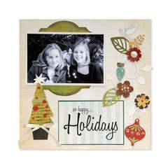 So Happy Holidays by Deena Ziegler