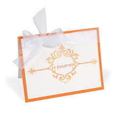 Believe Elegant Element Card by Beth Reames
