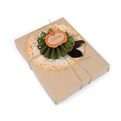 Friend Gift Box Topper by Debi Adams