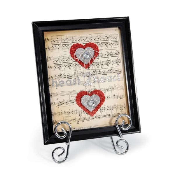 Heart 2 Heart Frame by Debi Adams