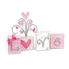 Love Blocks Home Decor by Debi Adams