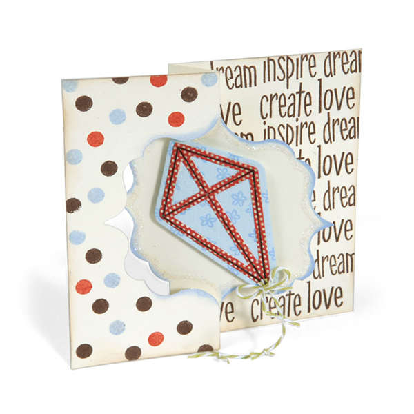Dream Inspire Kite by Deena Ziegler