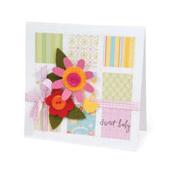 Sweet Baby Patwork by Debi Adams