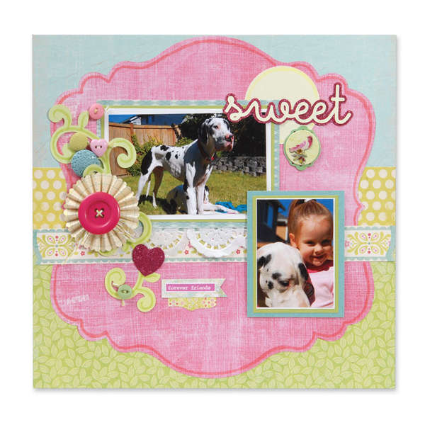 Sweet Friends by Debi Adams