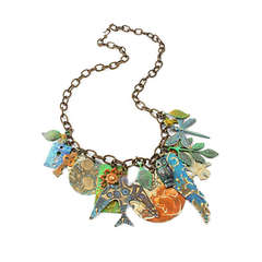 Weathered in Nature Necklace by Jess Italia Lincoln