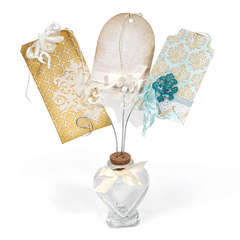 Luxurious Gift Tags by Beth Reames
