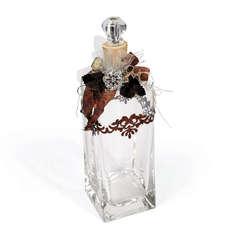 Deco Glass Bottle #2 by Beth Reames