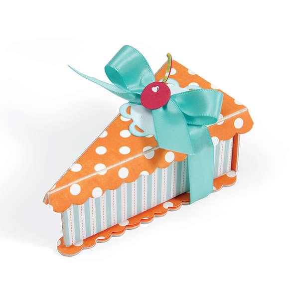Pie Favor Box by Cara Mariano