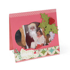 Merry Christmas Photo Card by Cara Mariano