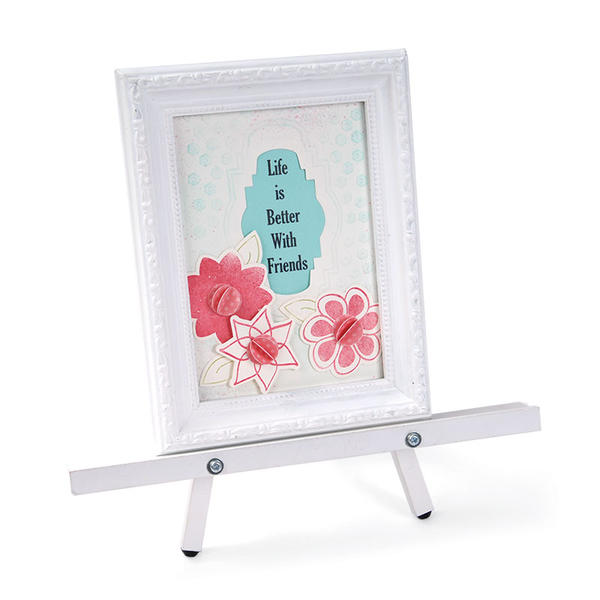 Life is Better with Friends Frame by Cara Mariano