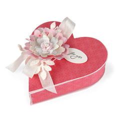 For You Heart Box By Beth Reames