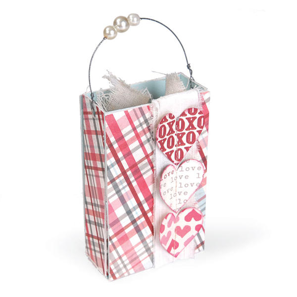 XOXO Love Gift Bag by Beth Reames