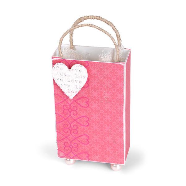 Mini Love Gift Bag by Beth Reames