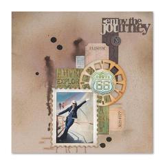 Enjoy the Journey by Debi Adams