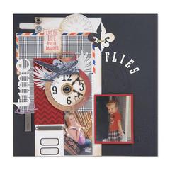 Time Flies by Debi Adams