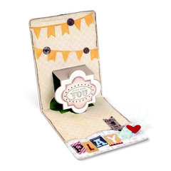 Just for You Pop-Up Card by Deena Ziegler
