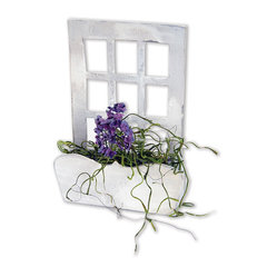 Window Box by Beth Reames