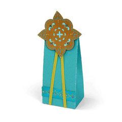 Jeweled Gift Bag by Cara Mariano