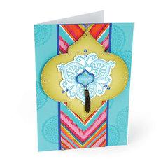 Dream Tassel Card by Debi Adams
