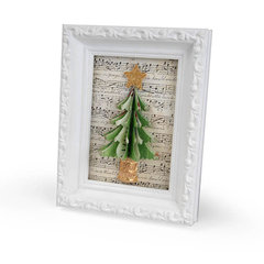 3-D Framed Christmas Tree by Beth Reames