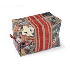 Travel Zip Bag by Debi Adams