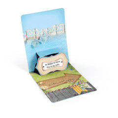 So Happy to Have You Pop Up Card