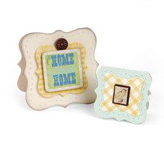 Home Sweet Home and Mini Bird Card