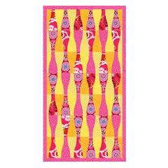 Pink Lemonade in a Bottle Quilt by Linda Nitzen