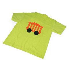 Circus Car T-Shirt by Linda Nitzen