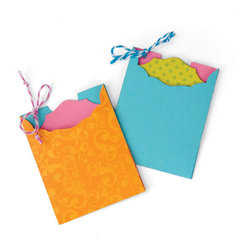 Mini Envelopes and Tags by Beth Reames