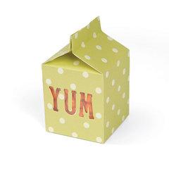 Yum Milk Carton by Beth Reames