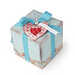 XOXO Gift Box by Deena Ziegler