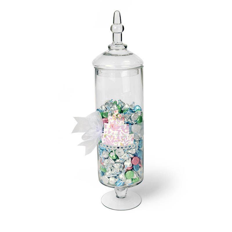 Wedding Cake Candy Jar by Beth Reames